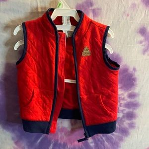 24M Toddlers Vest.